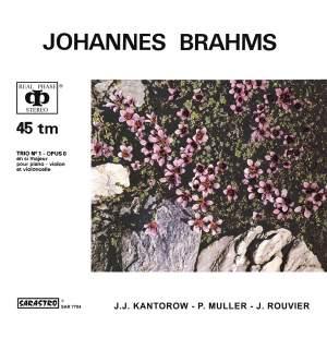 Johannes Brahms: Piano Trio No. 1 in B major, Op. 8 (revised version, 1889)