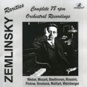 Zemlinsky: The Complete 78 rpm recordings