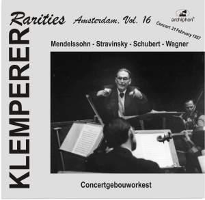 Klemperer Rarities: Amsterdam, Vol. 16