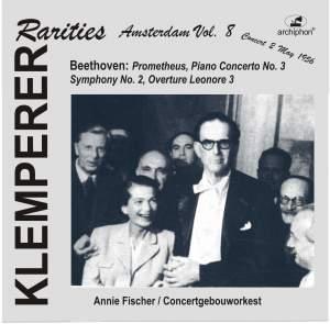 Klemperer Rarities: Amsterdam, Vol. 8 (1956)