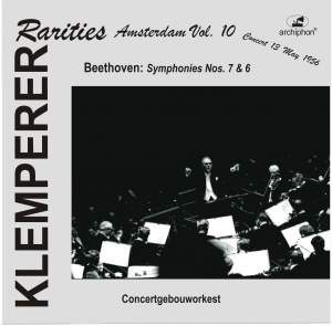 Klemperer Rarities: Amsterdam, Vol. 10 (1956) Product Image
