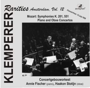 Klemperer Rarities: Amsterdam, Vol. 12