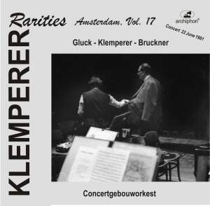 Klemperer Rarities: Amsterdam, Vol. 17 (1961) Product Image