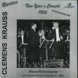 New Year's Concert 1954 Product Image