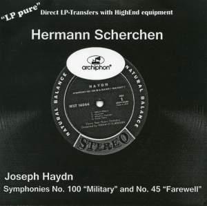 Hermann Scherchen conducts Haydn Product Image