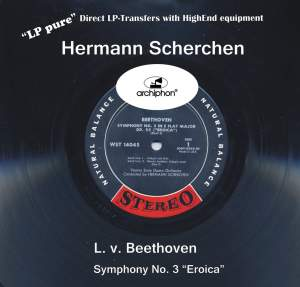 Hermann Scherchen conducts Beethoven Product Image