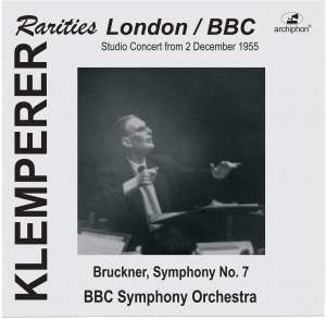 Klemperer Rarities: London