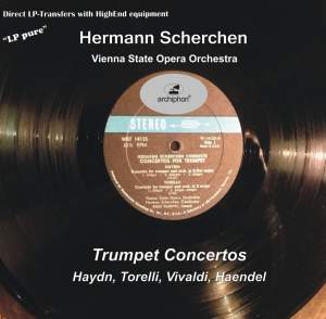 Hermann Scherchen Conducts Trumpet Concertos Product Image