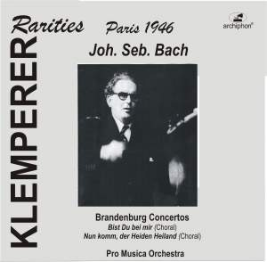 JS Bach: Brandenburg Concertos Nos. 1-6 Product Image