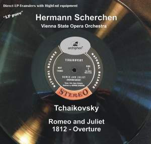 Tchaikovsky: Romeo and Juliet Overture & 1812 Festival Overture Product Image