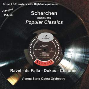 LP Pure, Vol. 18: Scherchen Conducts Popular Classics