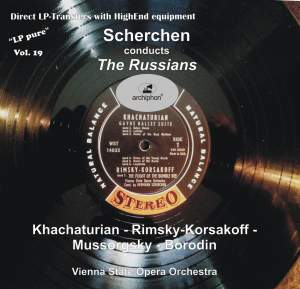 LP Pure, Vol. 19: Scherchen Conducts the Russians