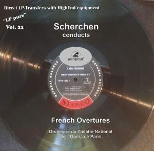 Scherchen Conducts French Overtures