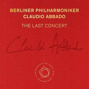Claudio Abbado: The Last Concert Product Image