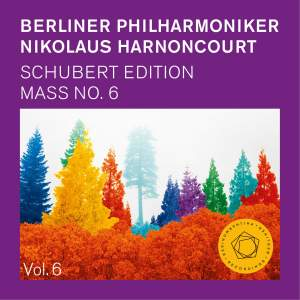 Nikolaus Harnoncourt: Schubert Mass No. 6 in E Flat Major, D 950