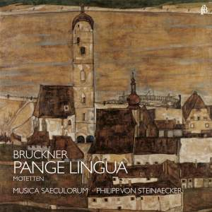 Bruckner: Pange lingua & other motets Product Image