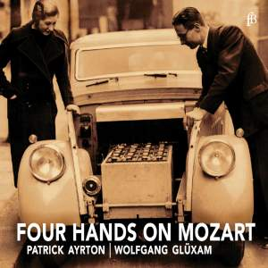 Four Hands on Mozart Product Image