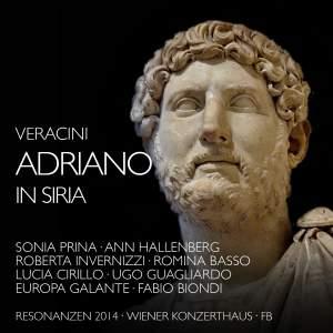 Veracini: Adriano en Siria