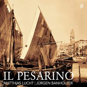 Il Pesarino - Motets from Venice of the Early Baroque
