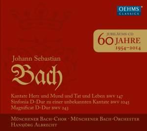 JS Bach: 60 Years of the Munich Bach Choir