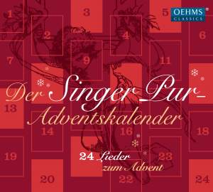 The Singer Pur Advent Calendar