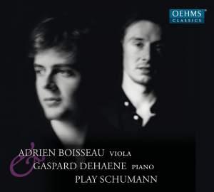 Adrien Boisseau & Gaspard Dehaene play Schumann