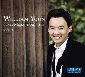 William Youn plays Mozart Sonatas 2