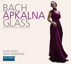 Bach Meets Glass