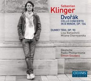 Sebastian Klinger plays Dvorak