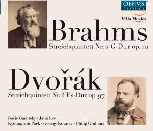 Brahms & Dvorak: String Quintets