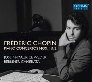 Chopin: Piano Concertos Nos. 1 & 2 (versions for piano sextet)