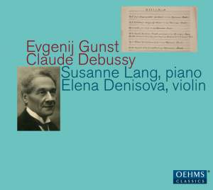 Susanne Lang plays Yevgeny Gunst Vol. 2