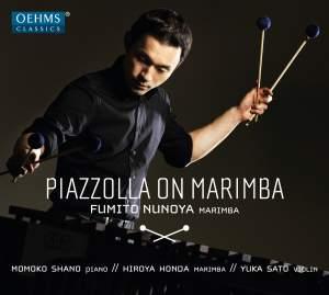 Piazzólla on Marimba