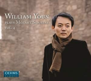 William Youn plays Mozart Sonatas 4