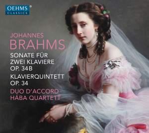 Brahms: Sonata for 2 Pianos & Piano Quintet