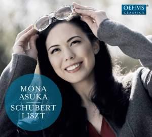 Mona Asuka plays Schubert and Liszt Product Image