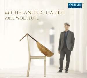 Galilei, M: Il primo libro d'intavolatura di liuto: Sonatas 1-12 Product Image