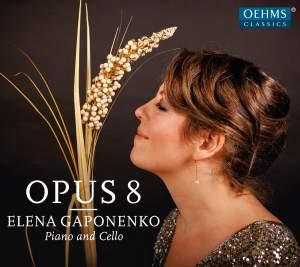 Opus 8 - Elena Gaponenko