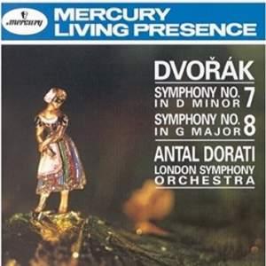 Dvorak: Symphonies Nos. 7 & 8