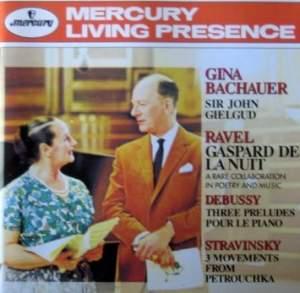 Ravel, Debussy, Stravinsky: Piano Music
