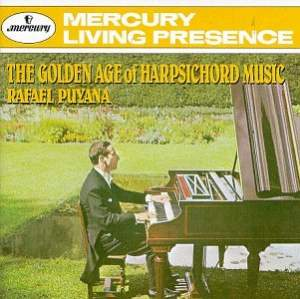 The Golden Age of Harpsichord Music