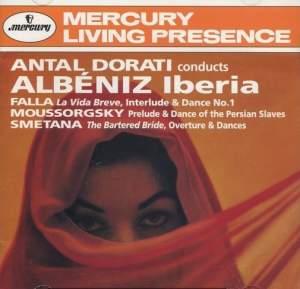 Antal Dorati conducts Albéniz Iberia