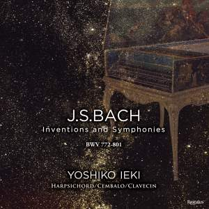 Bach: Inventions & Symphonies Product Image