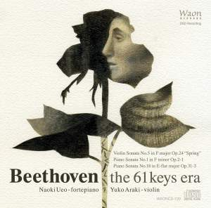 Beethoven: The 61 Keys Era Product Image