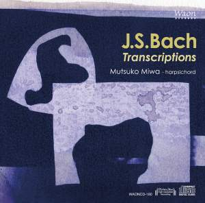 Bach: Transcriptions Product Image