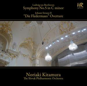 Beethoven: Symphony No. 5, Op. 67 & J Strauss II: Orchestral Works