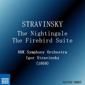 Stravinsky: The Nightingale & The Firebird Suite