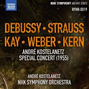 André Kostelanetz Special Concert