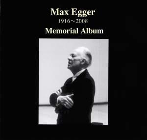 Max Egger Memorial Album