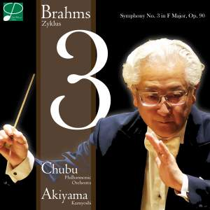 Brahms: Symphony No. 3 in F Major, Op. 90 (Live)